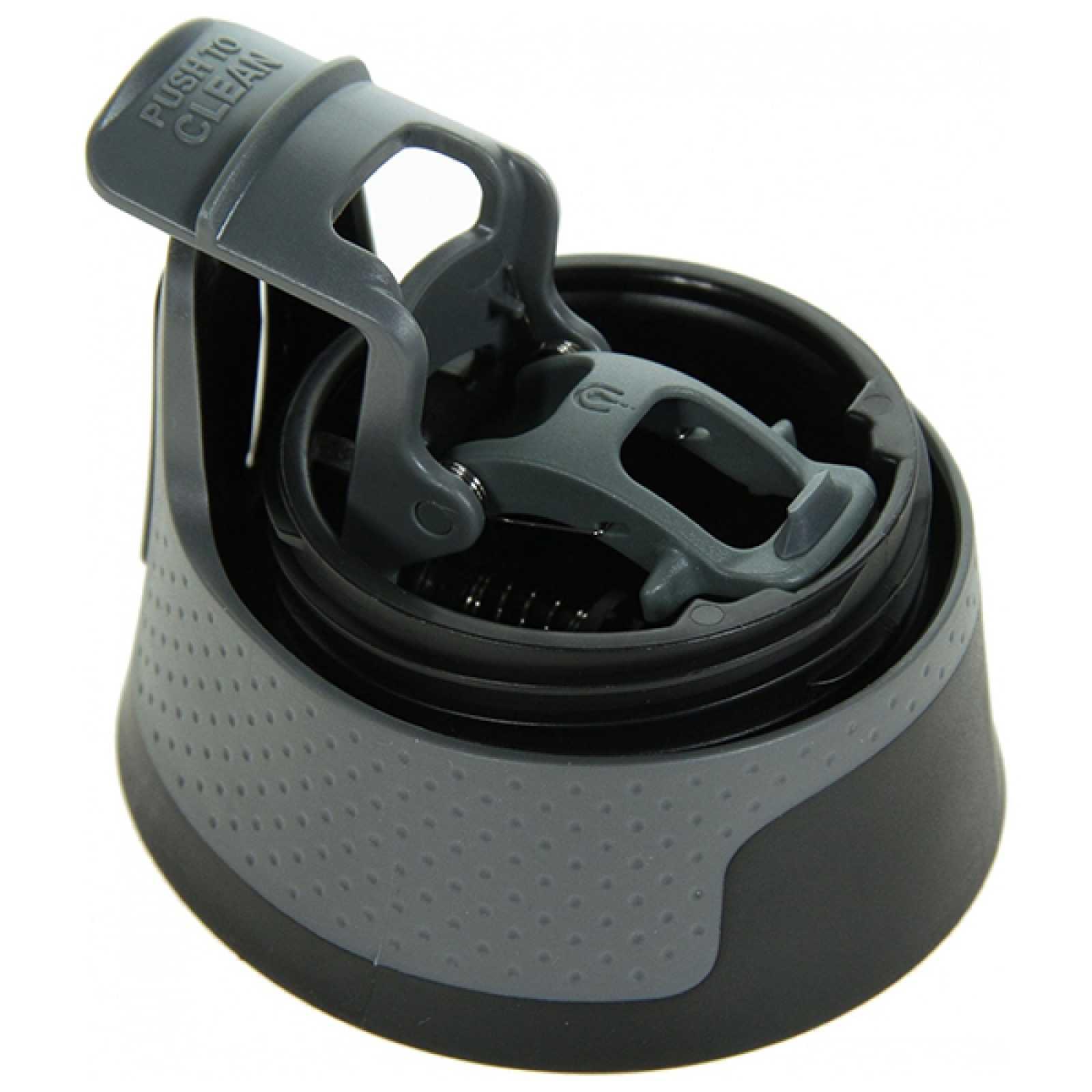 Термостакан Contigo WEST LOOP, объем 0,47 л, серый Contigo 2095832 фото 1