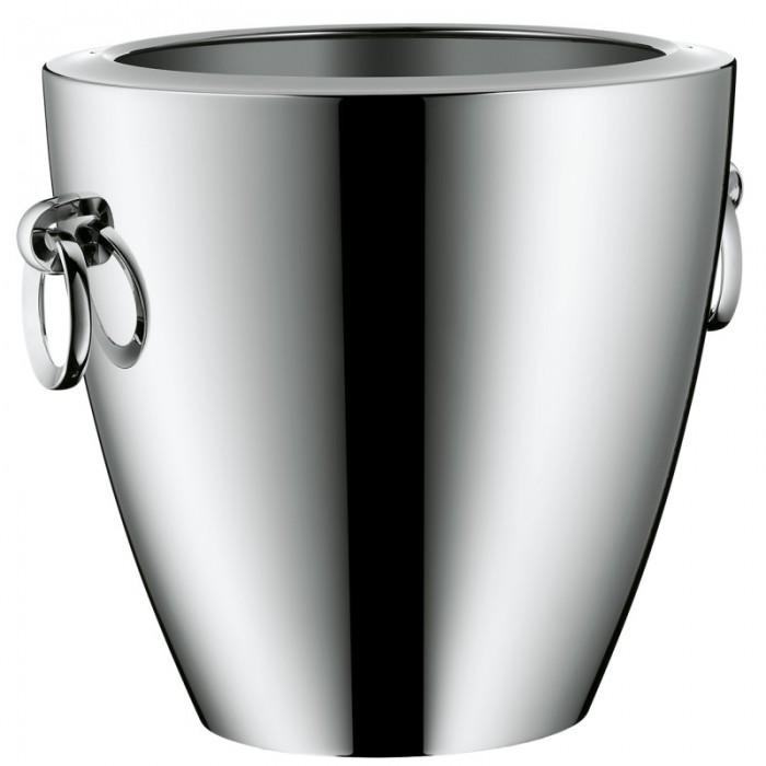 Онлайн каталог PROMENU: Ведро для охлаждения шампанского WMF JETTE, серебристый WMF 06 8391 6040