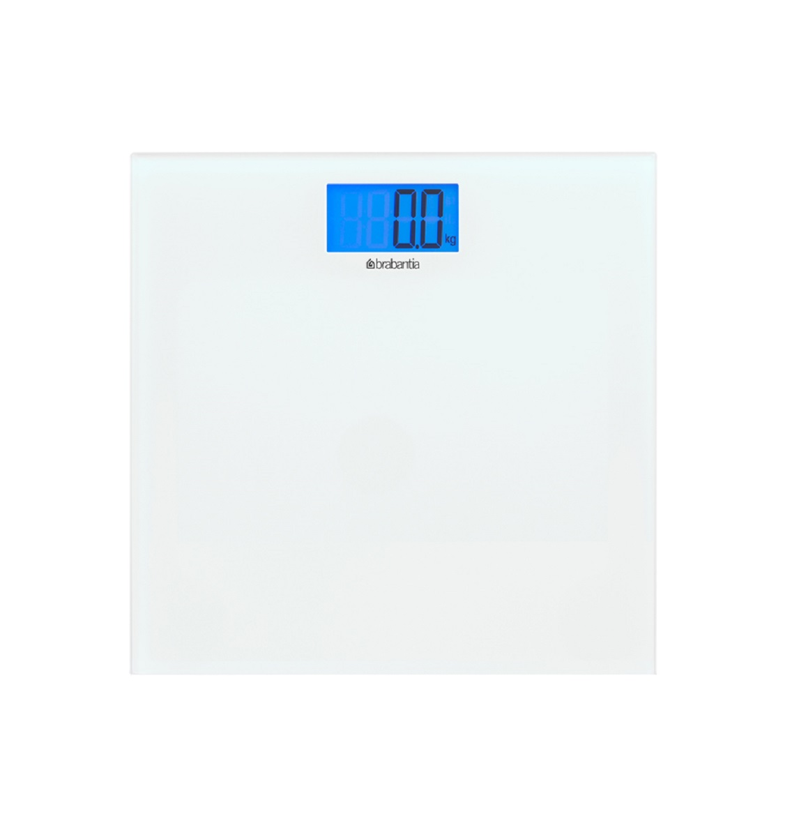 Онлайн каталог PROMENU: Весы цифровые для ванной комнаты до 180 кг Brabantia, 2,5х30х30 см, белый Brabantia 483127